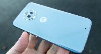 Test: Motorola Moto X4 64GB