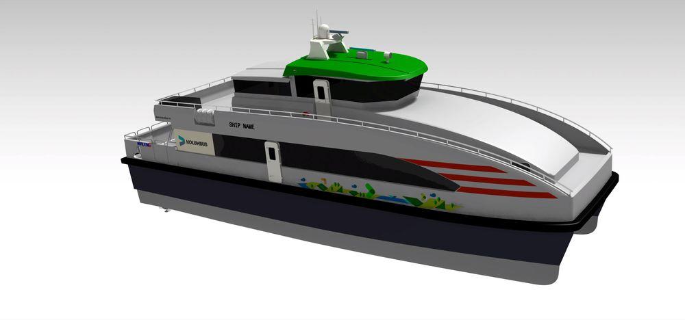 GS Marine har bygget hurtigbåter i karbonsandwich siden 2008.