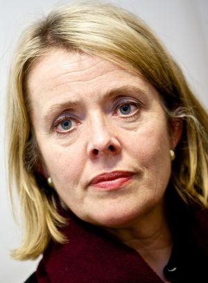 Benedicte Bjørnland og PST mener terrorbildet utredningen tegner opp er irrelevant for situasjonen i Norge i dag.