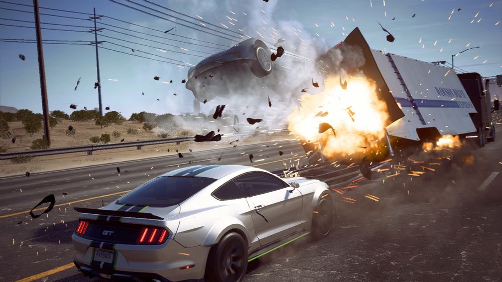 Need for Speed: Payback er som en dum og deilig actionfilm.