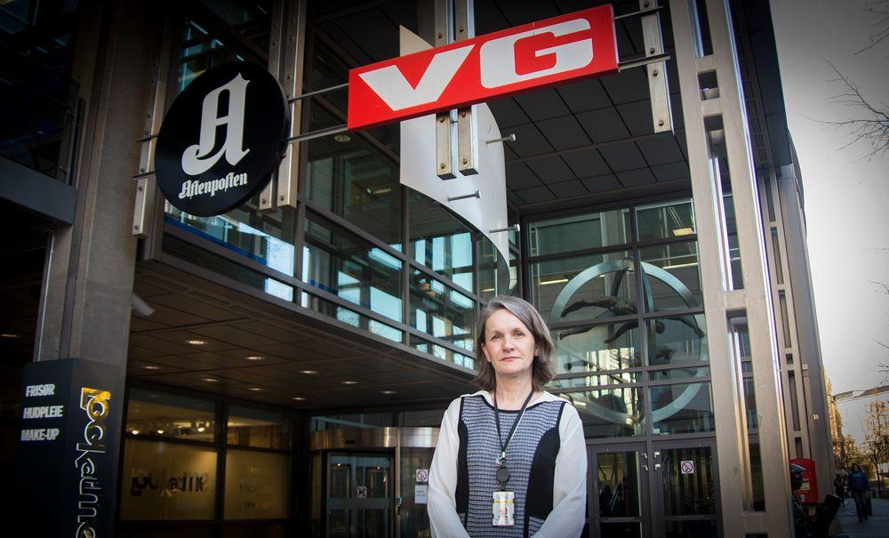 Politisk redaktør Hanne Skartveit i VG.