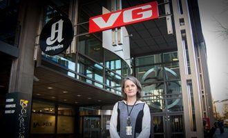 Politisk redaktør Hanne Skartveit i VG