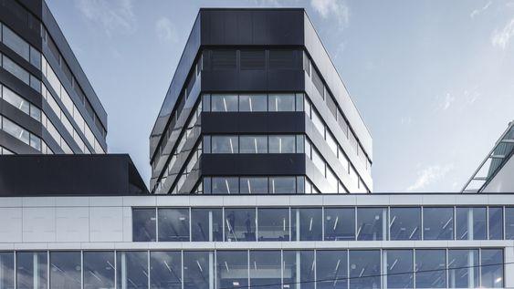 HENT har vært totalentreprenør, og MAD as er arkitektene bak bygget.