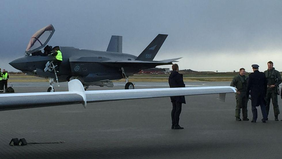 amerikanske forsvarssjef i norge