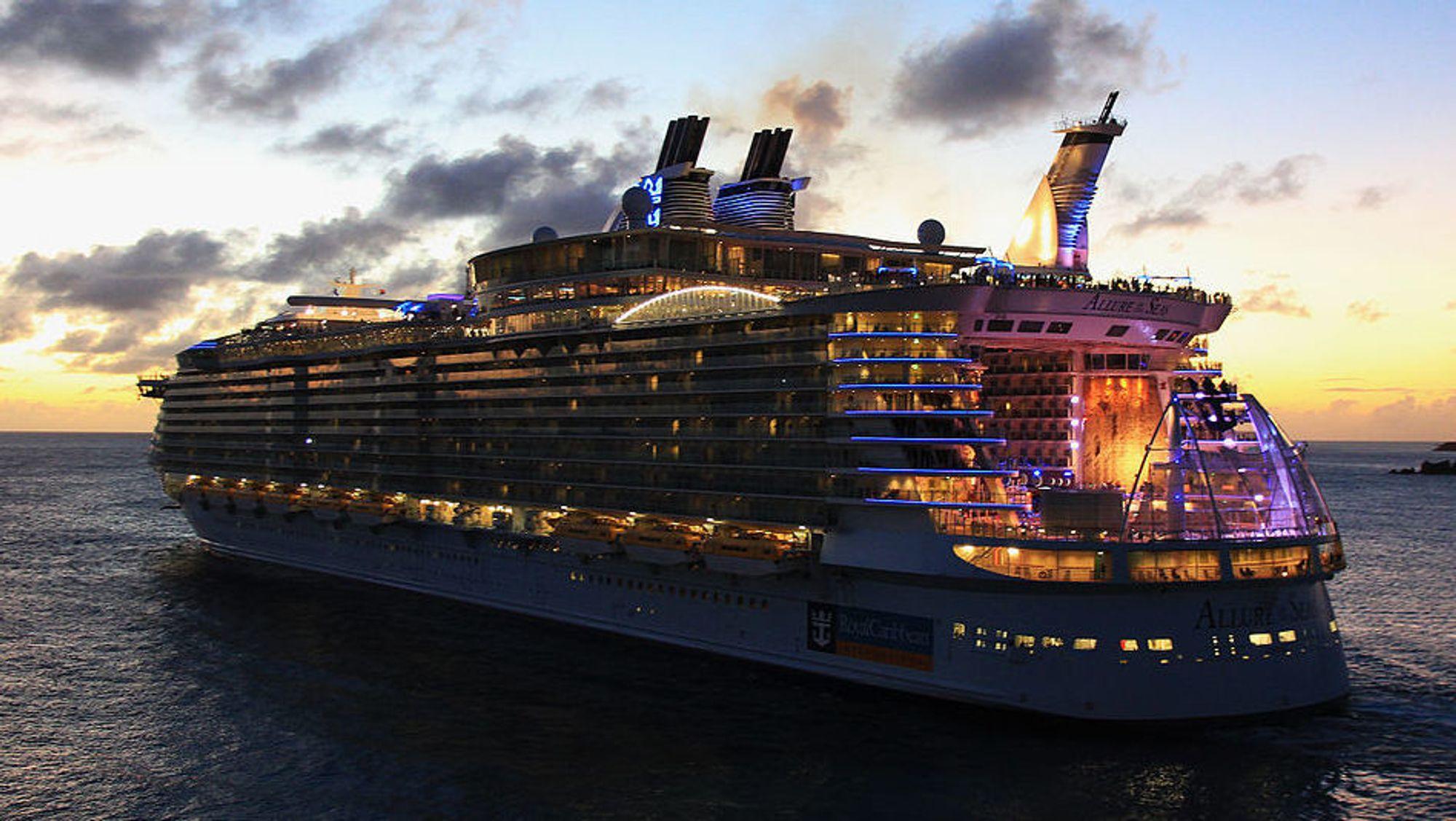 Allure of the seas eller søsterskipet Oasis of the Seas skal få brenselcelle om bord før utgangen av 2017. RCCL vil bygge ut brenselcellen gradvis og lære steg for steg hvordan den kan benyttes.