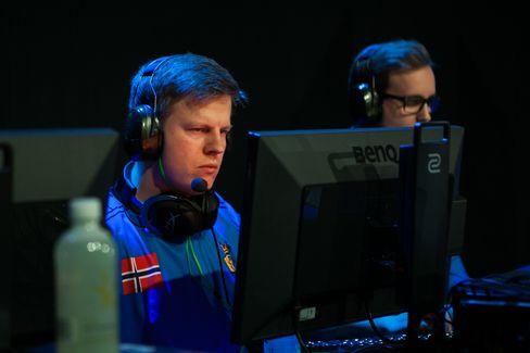 Anders «aNdz» Kjær sa at de aldri sluttet å tro på seier.