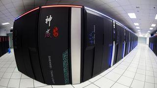 Dette er verdens kraftigste superdatamaskin. Neste år kommer en som er dobbelt så rask