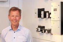 Administrerende direktør Jon Helsingeng i Eaton i Norge.