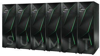 Superdatamaskinen Summit vil bli verdens kraftigste når den er klar til bruk i slutten av 2018/begynnelsen av 2019.