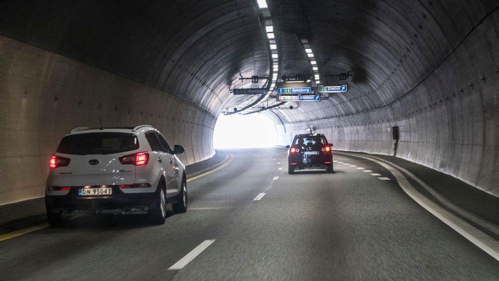 Vegvesenet ønsket å montere rømningslys i hele Nordbytunnelen under den pågående rehabiliteringen. Vegdirektoratet avviste søknaden.