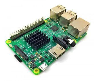 Bitscope Cluster er bygget opp av hundrevis Raspberry Pi-enheter.