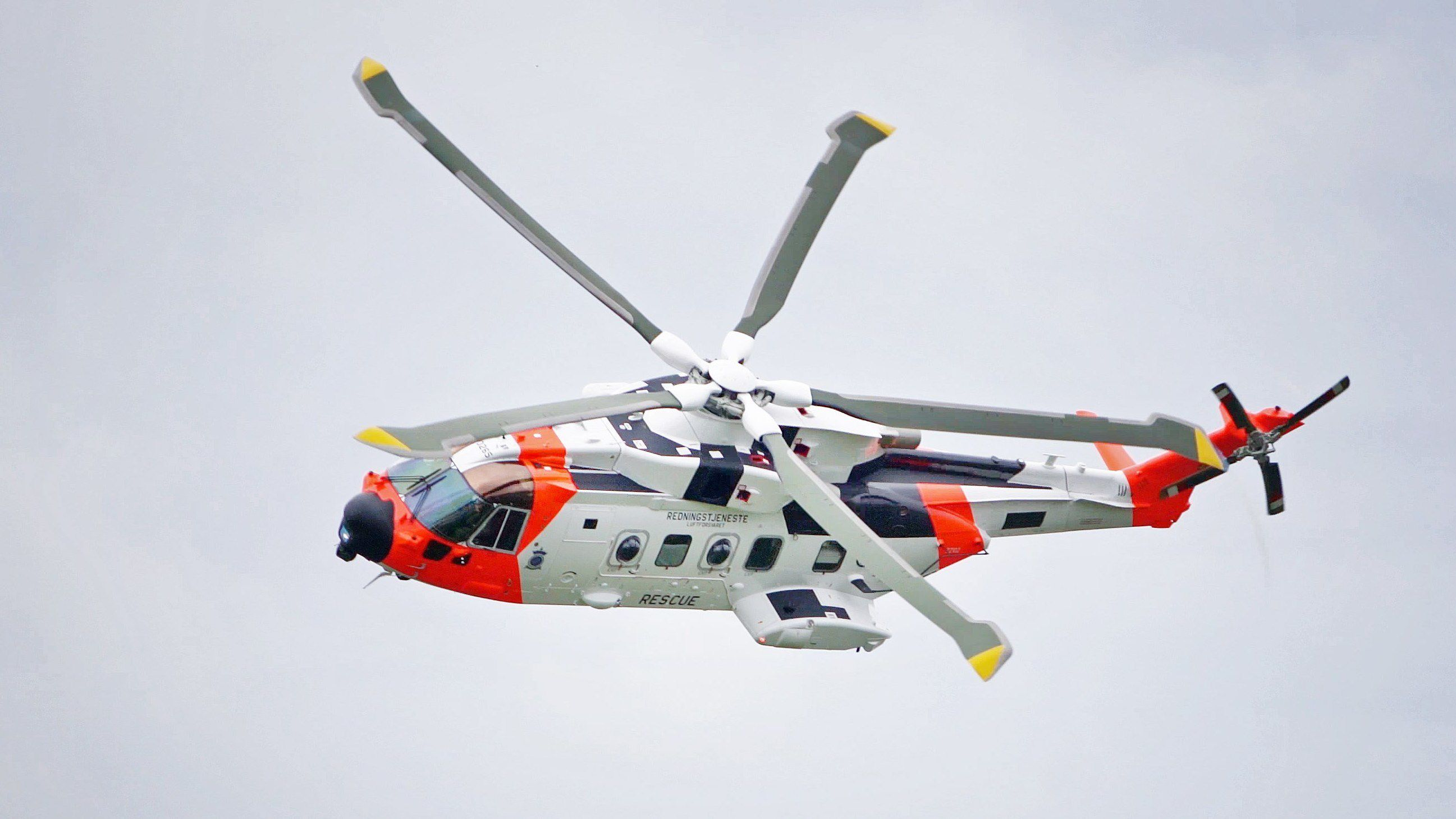 Sea king helikopter