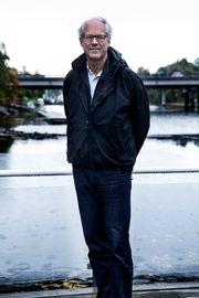Prosjektdirektør Johan Steffensen i Bærum kommune sier at elvepromenaden er kommunens bidrag til «nye Sandvika».