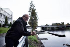 Prosjektdirektør Johan Steffensen i Bærum kommune mener det er mye inspirasjon å hente blant annet på Aker brygge.