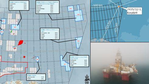 Klimasøksmålet kan gjøre lisensene ugyldige: Statoil og Aker BP planlegger likevel flere letebrønner neste år