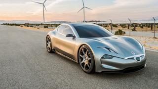 Konseptbilen Fisker EMotion skal vises frem i Las Vegas under CES i januar.