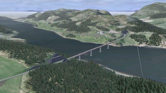 Konkurrent klager på at kinesisk selskap får bygge bru i Nord-Trøndelag