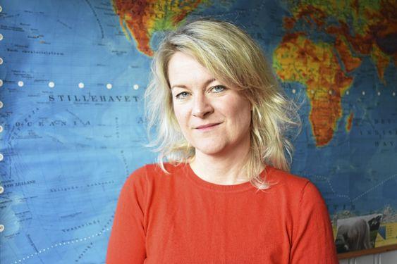 REGISSØREN: Marianne Müller og kollega Trond Jacobsen har regissert «Kroppen min eier Jeg».