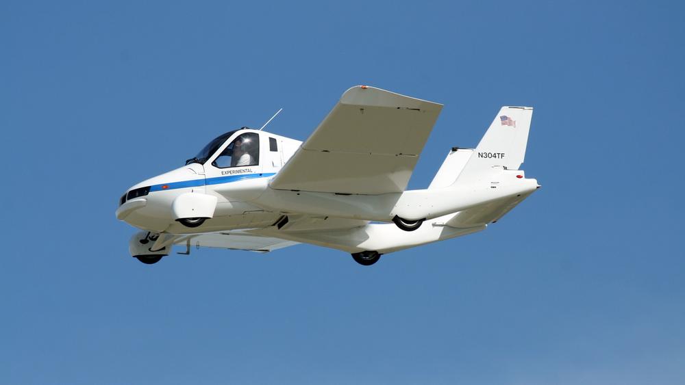 Geely kjøper Terrafugia, som utvikler flyvende biler.