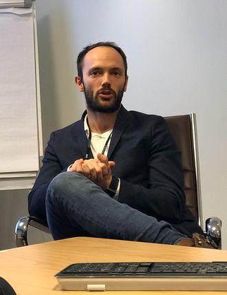 Omnia-søket gir treff eller ikke-treff i andre lands desentraliserte databaser, men personopplysningene må bestilles etterpå, forklarer Jørgen Lunde Ronge i Kripos.
