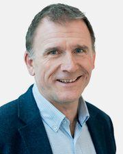 ØKER PRISENE: Direktør Stasjoner Knut Ø. Ruud Johansen i Bane NOR Eiendom.
