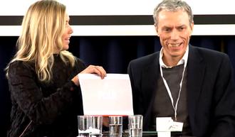 Jane Throndsen overrakte VGs rekrutteringspolicy til sin egen konsernsjef.