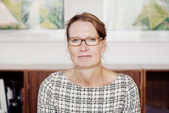 Lone Strøm er leder for den danske riksrevisjonen.