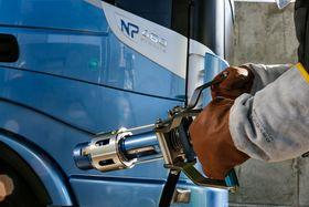 Nye Stralis NP 460 treffer markedet med 460 hk ren kraft.