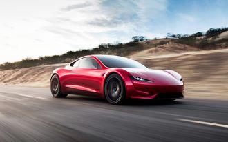 Teslas nye Roadster har dobbelt så stor batterikapasitet som dagens største fra produsenten.