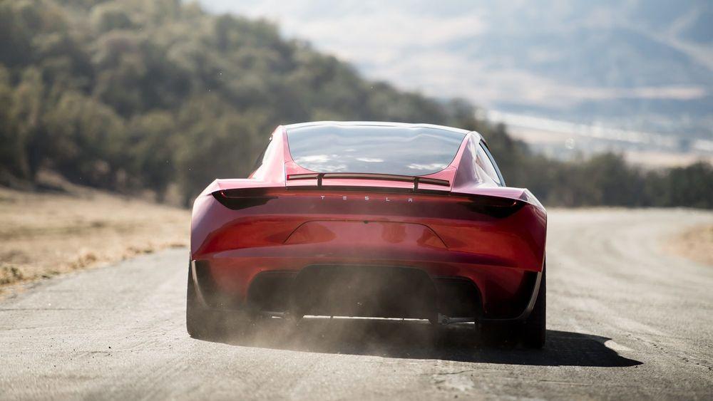 Tesla Roadster 2.