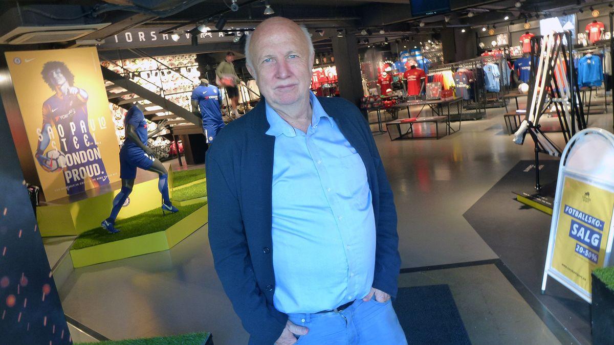 e2411fbc Verdens største fotballbutikk finner du på Torshov i Oslo - Ehandel.com