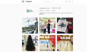 HELT PÅ NETT: Vi sender ut utvalgte bilder til en egen feed på oavis.no