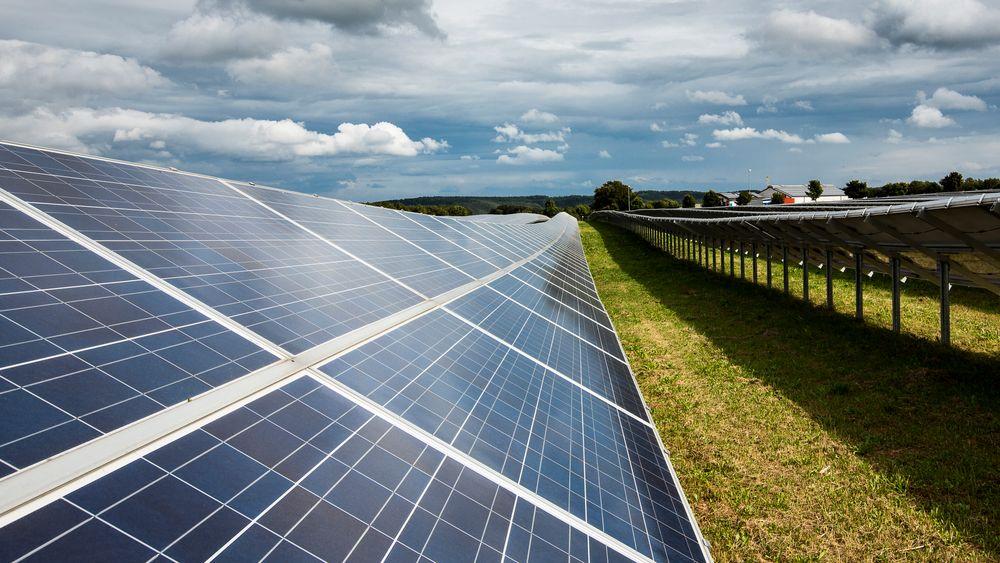 Solparken kan bli hele 3,6 kvadratkilometer.