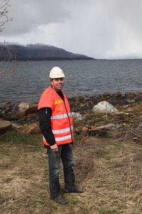 Statens vegvesens prosjektleder for Møreaksen, Harald Inge Johnsen.