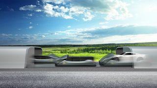 Gründeren ble kastet ut av Hyperloop One. Nå lager han et liknende system i Colorado