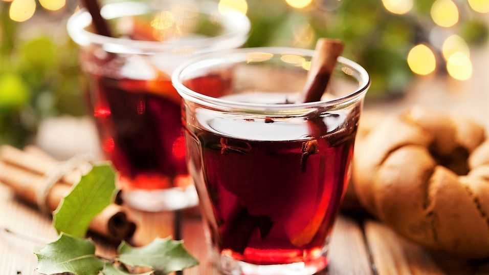 UKENS DRINK: Mulled wine