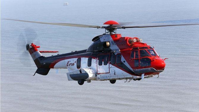 Hvert av disse H225-helikoptrene verdsettes nå til kun fire millioner dollar.