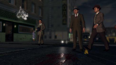 Det å ankomme et nytt åsted er på mange måter et høydepunkt i L.A. Noire.