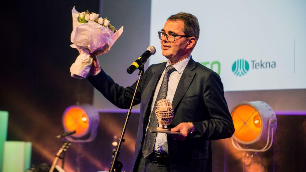 Årets teknologileder: Svein Richard Brandtzæg, Hydro