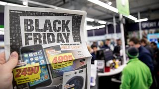 Elektrogigantene er klare for å sette Black Friday-rekorder