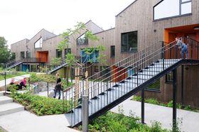 Ulsholtveien 31 skal bidra i boligutviklingen i bydelen, der unge mennesker som vil etablere seg på Furuset er hovedmålgruppe for boligene.