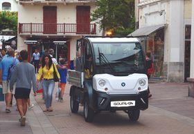 Goupil G4 er velegnet for distribusjon i by og bynære strøk.