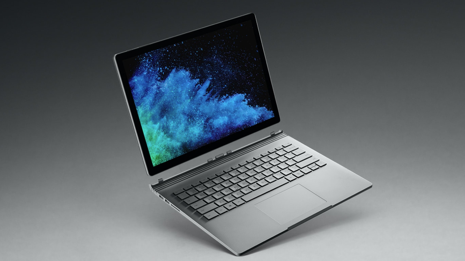 Microsoft Surface Book 2.