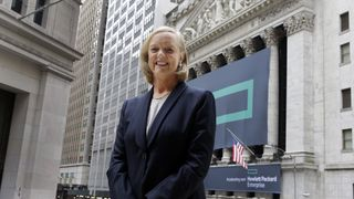 Meg Whitman går av som toppsjef i HP Enterprise
