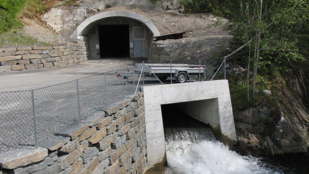 Torsnes kraftverk i Jondal i Hordaland gikk glipp av 15,5 GWh.