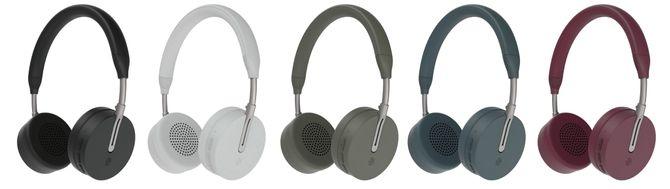Kygo Life A6/500 kommer i februar i sort, hvitt, grønt, blått og burgunder. Pris: 1.800,- Foto: Kygo Life