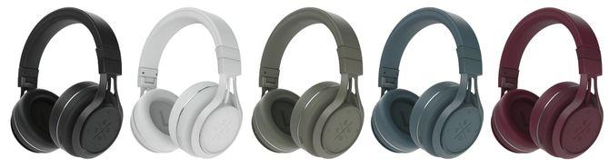 DJ-klokkene Kygo Life A9/600 kommer i høst i sort, hvitt, grønt, blått og burgunder. Pris: 2.000,- Foto: Kygo Life