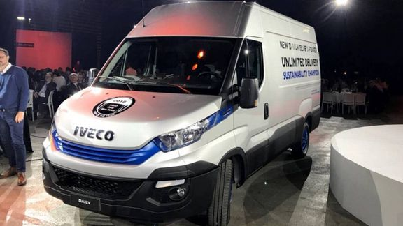 Iveco ble Van of the Year