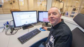 Professor Olav Martin Kvalheim ved Kjemisk institutt ved Universitetet i Bergen.