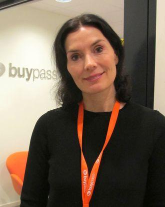 Kommunikasjonsdirektør i Buypass, Janne Syversen.